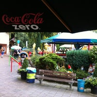 Photo taken at Amusementspark Tivoli by Robbert P. on 10/13/2012