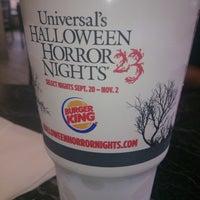 Photo taken at Burger King by Teo on 9/26/2013