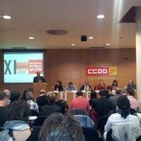 Photo taken at CCOO by Josep M. R. on 11/16/2012