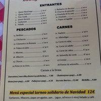 Photo taken at Tasca Las Cucharitas by Анастасия Э. on 1/6/2013