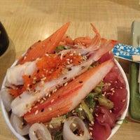 Photo taken at Nobu Sushi by Liriuska G. on 1/22/2013