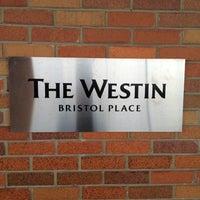 Photo taken at The Westin Bristol Place Toronto Airport by Travel Jason's Way™ J. on 10/4/2012