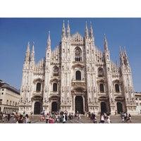 Photo taken at Milan Cathedral by Полина on 7/27/2013