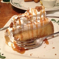Photo taken at Olive Garden by Amber W. on 10/26/2012