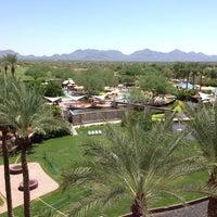 Photo taken at JW Marriott Phoenix Desert Ridge Resort & Spa by Catherine B. on 8/10/2014