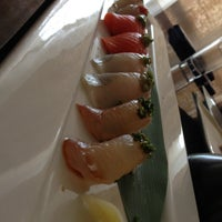 Photo taken at Tomodachi Sushi by Mike W. on 5/7/2013