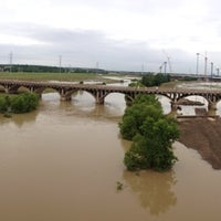 Photo taken at Jefferson Street Viaduct by Christopher S. on 5/22/2015