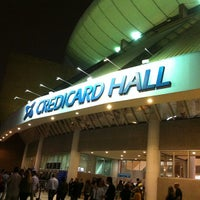 Photo taken at Citibank Hall by Kelly J. on 6/29/2013