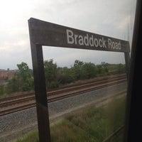 Photo taken at WMATA Yellow Line Metro by Julian J. on 5/19/2013