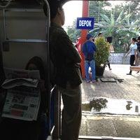 Photo taken at Stasiun Depok Lama by Henry on 2/26/2013