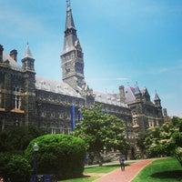 Photo taken at Georgetown University by Adam K. on 6/5/2013