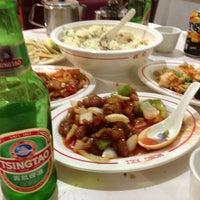 Photo taken at Wong Kei by Nick on 9/2/2013