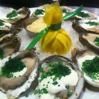 Photo taken at Oyster Bar by Trevis R. on 6/17/2013