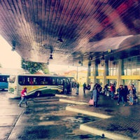 Photo taken at Terminal de Buses Osorno by Diego O. on 2/23/2013