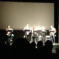 Photo taken at Wilmette Theatre by Kat on 10/23/2013