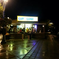 Photo taken at Cup and Cone by Justin S. on 9/1/2013