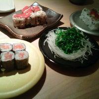Photo taken at Sushi Tei by Murni T. on 3/1/2013