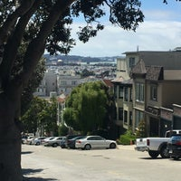 Photo taken at Russian Hill by shahad k. on 6/9/2016
