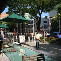 Photo taken at Starbucks Coffee 名古屋伏見ATビル店 by O H. on 4/28/2013