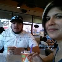 Photo taken at Tutti Frutti Frozen Yogurt by Joy Q. on 11/26/2012