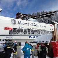 Photo taken at Mont Blanc - 4 by Sergy on 2/3/2013
