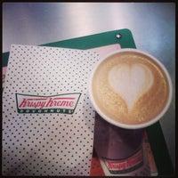 Photo taken at Krispy Kreme by Gerardo on 4/20/2013