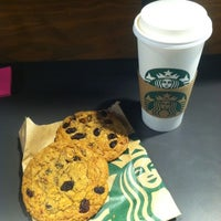 Photo taken at Starbucks by Joey on 10/22/2012