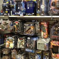 Photo taken at Funky Toys by Jason H. on 3/5/2013