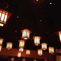 Photo taken at P.F. Chang's by Lauren on 4/12/2013