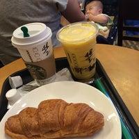 Photo taken at Starbucks by Yu on 5/3/2014