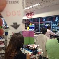 Photo taken at Farmacias Ahumada by Daniel A. on 3/7/2014