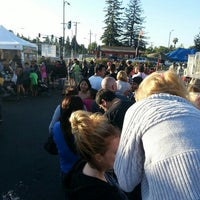 Photo taken at Cambrian Plaza Farmers Market by Richard C. on 6/12/2014