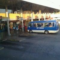 Photo taken at Terminal de Buses Curicó by Rocio M. on 1/10/2013