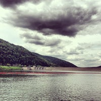 Photo taken at Kinzua Dam by joe on 8/17/2013