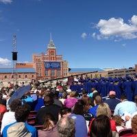Photo taken at Metropolitan State University of Denver by Nick S. on 5/19/2013