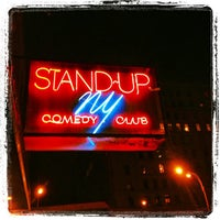 Photo taken at Stand Up NY by Jenny S. on 4/5/2013