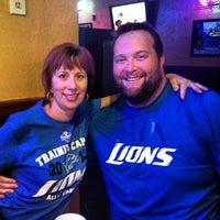 Photo taken at Pott's Sports Cafe by Cory O. on 9/22/2013