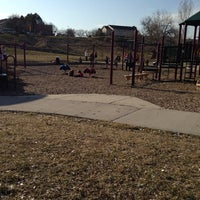 Photo taken at Cherry Knolls Park by Stephen H. on 3/25/2014