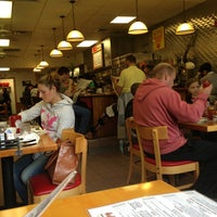 Photo taken at Vic's Waffle House by Mark M. on 5/25/2013