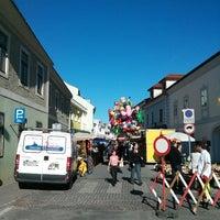 Photo taken at Wilhelmsburg by Martin Böswarth on 10/26/2013