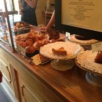 Photo taken at La Boulangerie by Karen L. on 8/4/2013