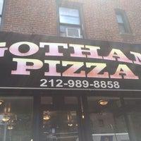 Photo taken at Gotham Pizza by Samuel on 7/11/2016