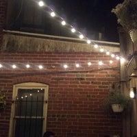 Photo taken at Bourbon by Katie W. on 5/30/2013