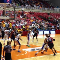 Photo taken at Roberto Clemente Coliseum by Marii on 6/26/2013