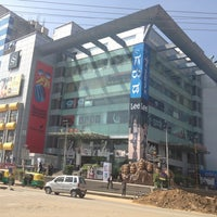 Photo taken at Garuda Mall by Vijay Aditya on 1/17/2013