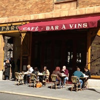 Photo taken at Parc Brasserie by David W. on 4/6/2013