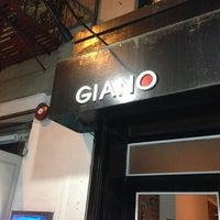 Photo taken at Giano Restaurant by Jordan C. on 1/26/2013