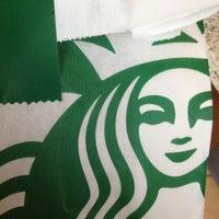 Photo taken at Starbucks by Noha Z. on 3/13/2013