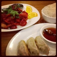Photo taken at Little Village Noodle House by Andrea H. on 10/13/2012