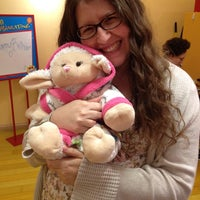 Photo taken at Build-A-Bear Workshop by Lacie on 4/27/2014